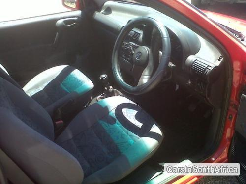 Pictures of Opel Corsa Manual 1997