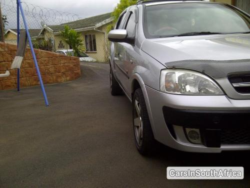 Pictures of Opel Corsa Utility Manual 2007