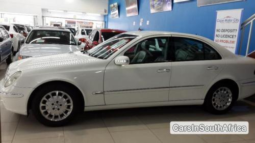 Picture of Mercedes Benz E-Class Automatic 2003