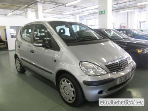 Picture of Mercedes Benz A-Class Automatic 2004