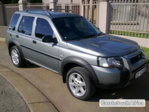 Picture of Land Rover Freelander Automatic 2006