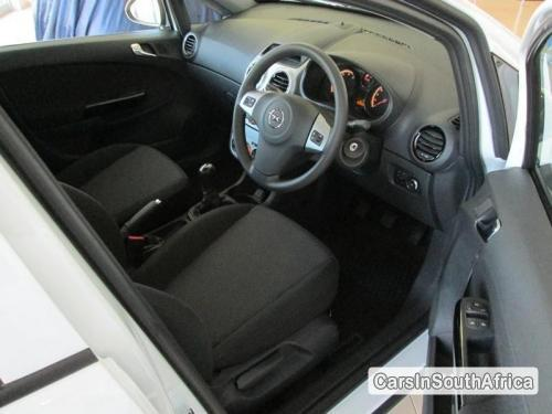 Pictures of Opel Corsa Manual 2014