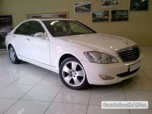 Picture of Mercedes Benz S-Class Automatic 2006