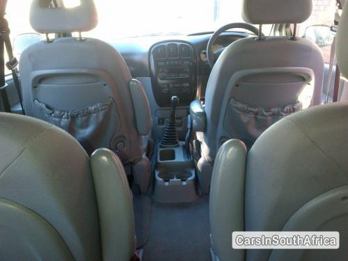Picture of Chrysler Grand Voyager Manual 2003