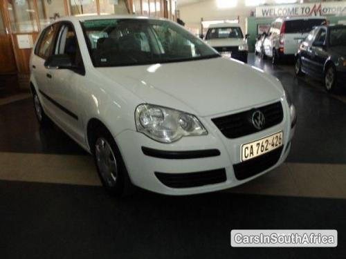 Picture of Volkswagen Polo Manual 2010