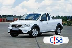 Picture of Nissan NP200 Manual 2012