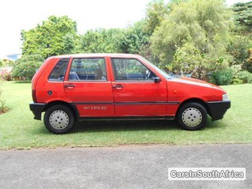 Picture of Fiat Uno Manual 1993
