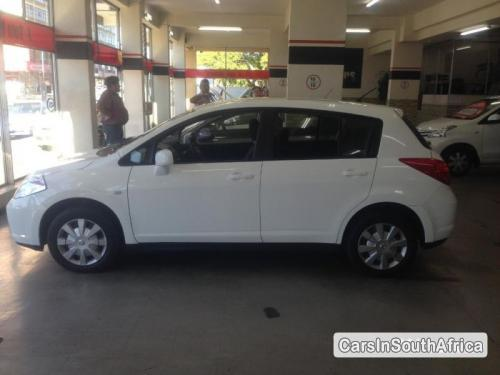 Picture of Nissan Tiida Manual 2012