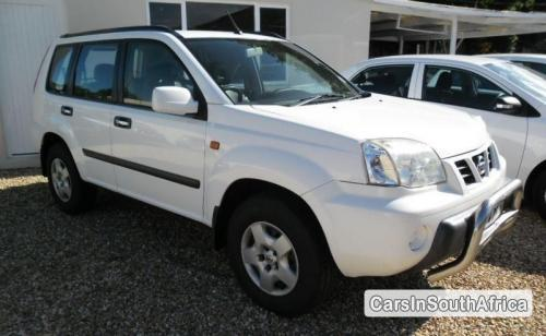 Picture of Nissan X-trail Manual 2003