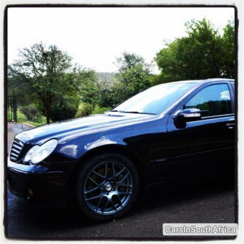 Picture of Mercedes Benz C-Class 2004