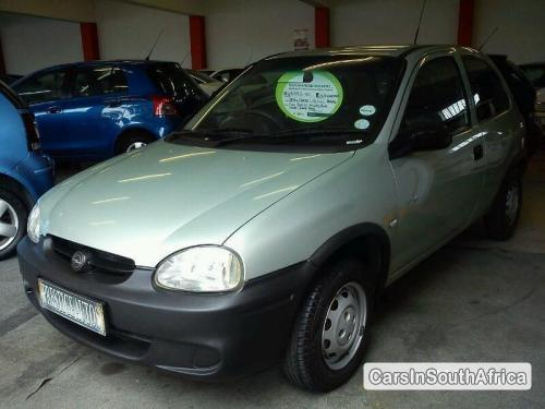 Picture of Opel Corsa Manual 2004