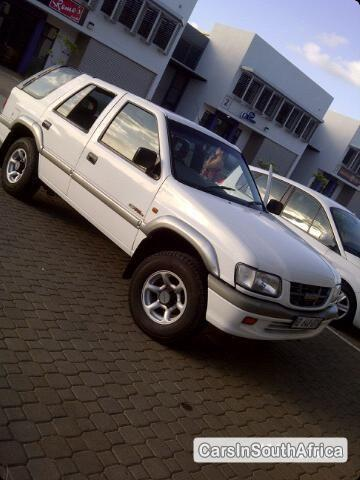 Picture of Isuzu Frontier Manual 1999