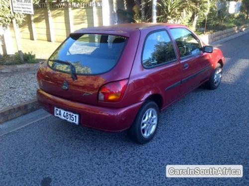 Picture of Ford Fiesta Manual 1997