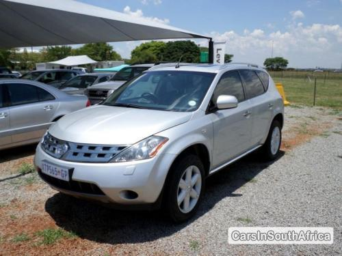Picture of Nissan Murano Automatic 2008