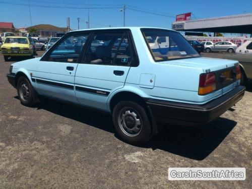Picture of Toyota Corolla Manual 1987