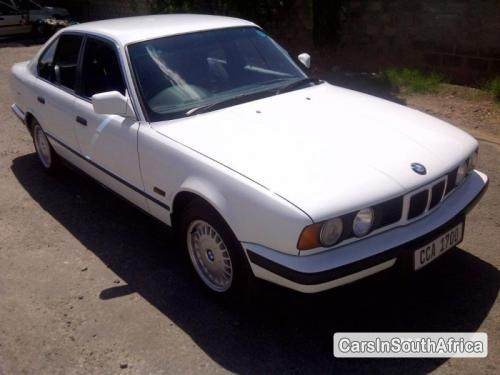 Picture of BMW 5-Series Manual 1991