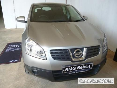 Picture of Nissan Qashqai Manual 2008