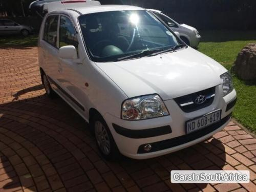 Pictures of Hyundai Atos Automatic 2008