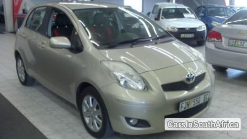 Picture of Toyota Yaris Manual 2010