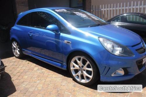 Picture of Opel Corsa Manual 2008