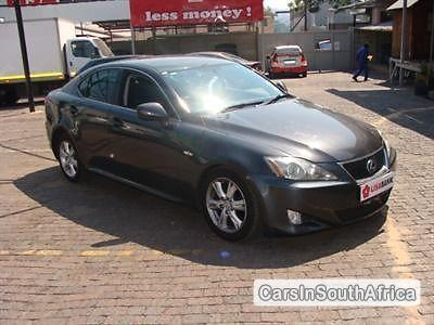 Picture of Lexus IS Manual 2008