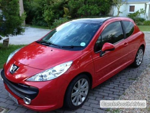 Picture of Peugeot 207 Manual 2007
