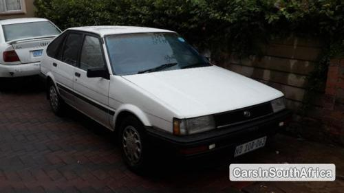 Picture of Toyota Corolla Manual 1988