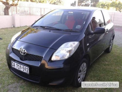 Picture of Toyota Yaris Manual 2009