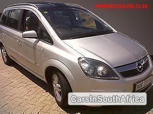 Picture of Opel Zafira Manual 2007