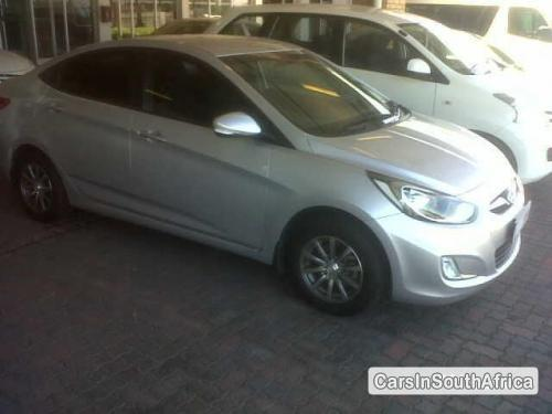 Picture of Hyundai Accent Automatic 2012