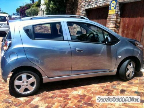 Picture of Chevrolet Spark Manual 2012