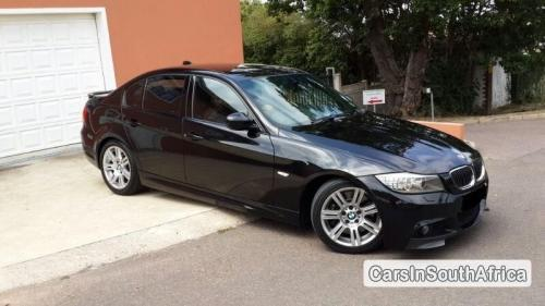 Picture of BMW 3-Series Manual 2009