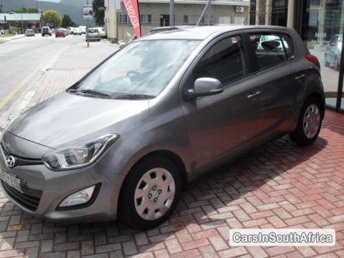 Picture of Hyundai i20 Manual 2013