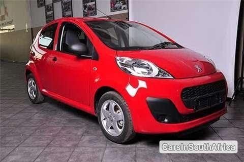 Picture of Peugeot 107 2014