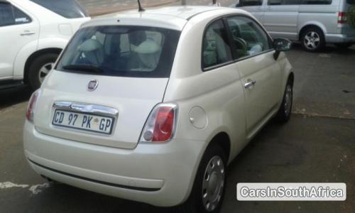 Picture of Fiat 500 Manual 2012
