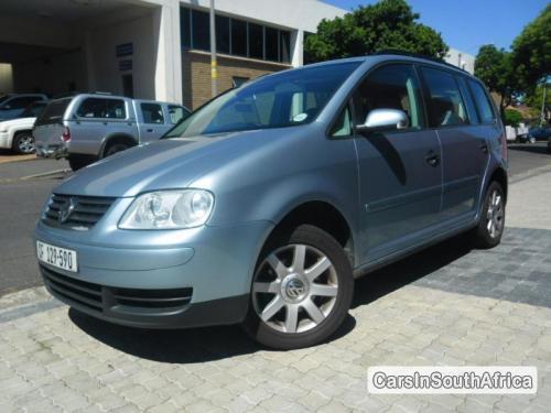 Picture of Volkswagen Touran Manual 2006
