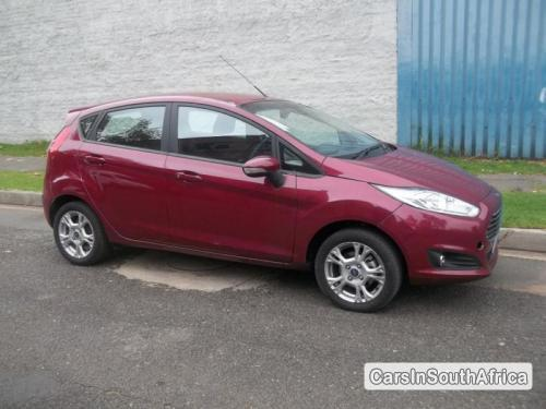 Picture of Ford Fiesta Manual 2013