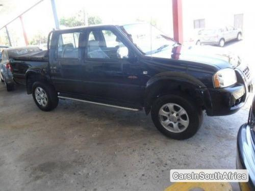 Picture of GWM Double Cab Manual 2010