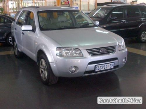 Picture of Ford Territory Automatic 2006