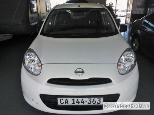 Picture of Nissan Micra Manual 2013