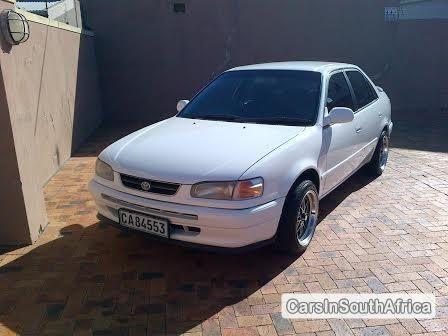 Picture of Toyota Corolla Manual 1996