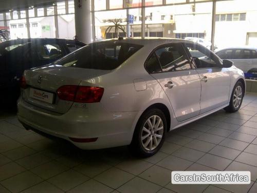 Picture of Volkswagen Jetta Manual 2013