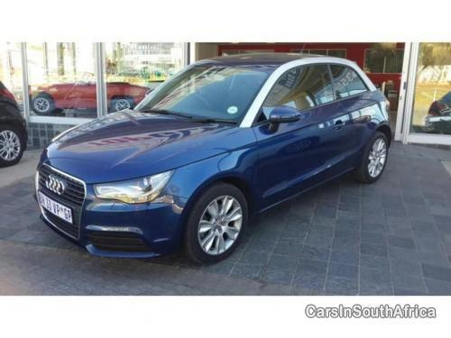 Picture of Audi A1 Manual 2011