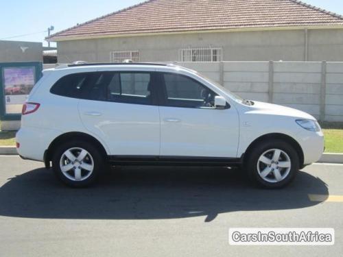 Picture of Hyundai Santa Fe Automatic 2009