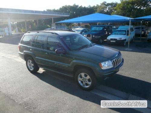 Picture of Jeep Grand Cherokee Automatic 2003