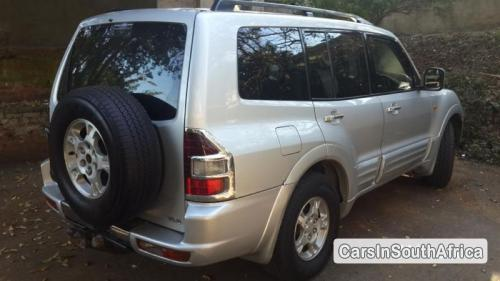 Pictures of Mitsubishi Pajero Automatic 2002
