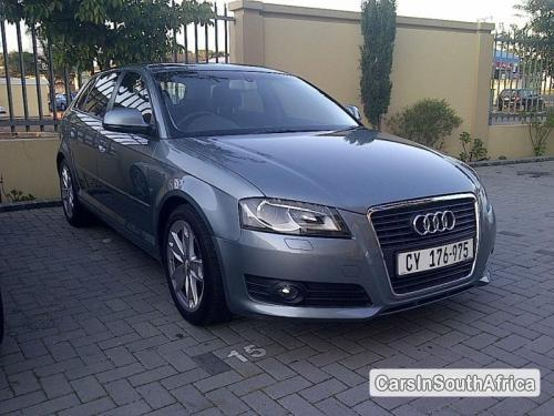 Picture of Audi A3 Manual 2010