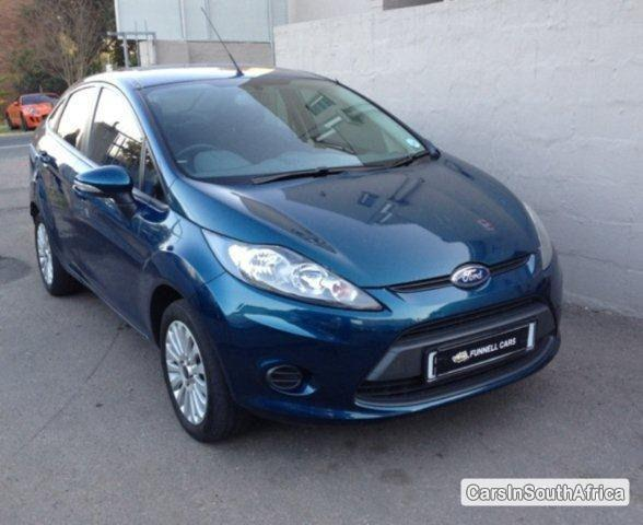 Picture of Ford Fiesta Manual 2012