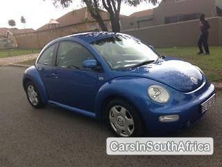 Picture of Volkswagen Beetle Manual 2000