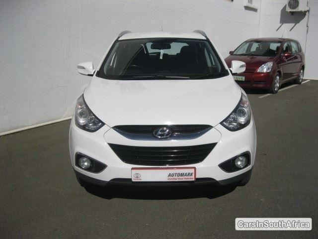 Pictures of Hyundai ix35 Automatic 2013